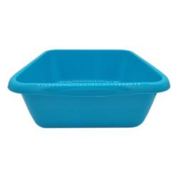 Miska plastikowa kwadratowa miednica na pranie 11 L