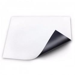 Tablica magnetyczna na lodówkę biała mata