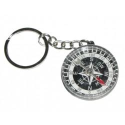 Brelok do kluczy kompas busola