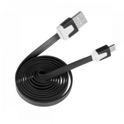 Adapter kabel 4 PIN 2 x mini jack 3.5 mm Apple