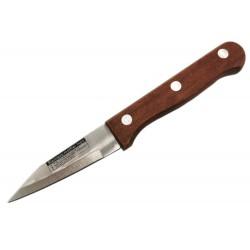 Ostry nóż do obierania warzyw i owoców 18 cm