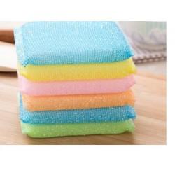 Zmywak kuchenny gąbka do mycia naczyń - 4 szt