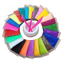 Piankolina kreatywna dla dzieci 12 kolorów Neon