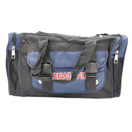 Torba na bagaż podręczny 54x29x20, różne wzory