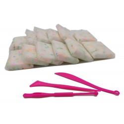 Piankolina kreatywna dla dzieci komplet 12 szt.