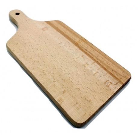 Deska do krojenia drewniana 18 cm