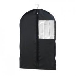 Pokrowiec na garnitur ubrania czarny