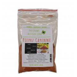 Chili pieprz cayenne mielone 50g