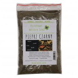 Pieprz czarny mielony 50g bez dodatków - 100 % naturalny