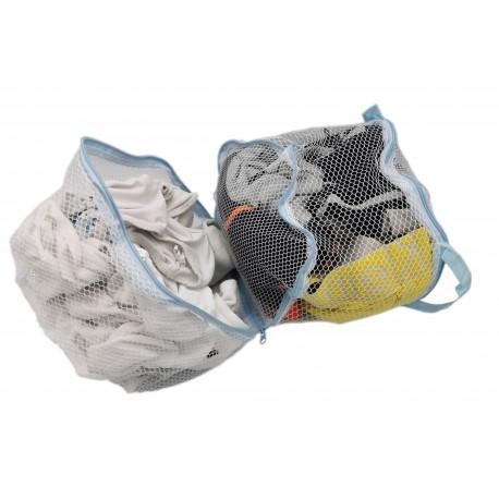 Woreczek siatka do prania bielizny podwójna