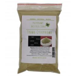 Trawa cytrynowa mielona 100 g - 100 % naturalna