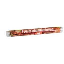 Folia aluminiowa spożywcza 10m fryzjerska